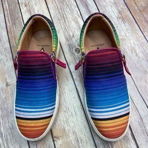 Volatile Serape slip-on tennis shoes sneakers